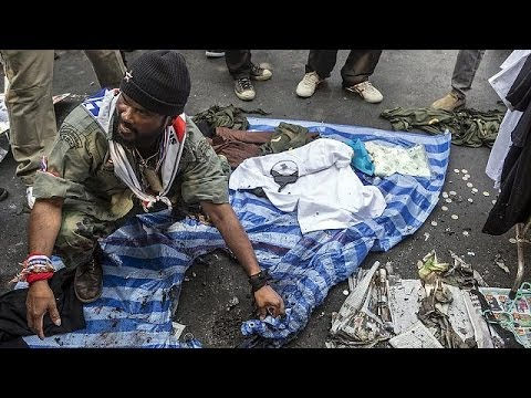 Thailand: Many hurt in blast at anti-government protest camp