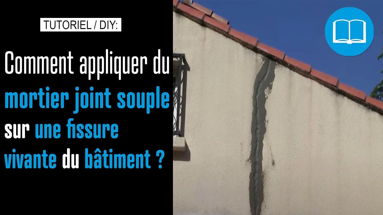 Fissure piscine mur b ton maison traitement tanch it - Reparer fissure mur interieur ...