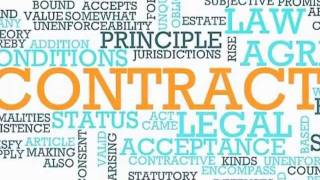 VV 26 English Legal Vocabulary - Contract Law 1