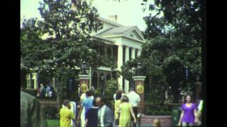 Disneyland History: Mystery of the Hatbox Ghost, 1969
