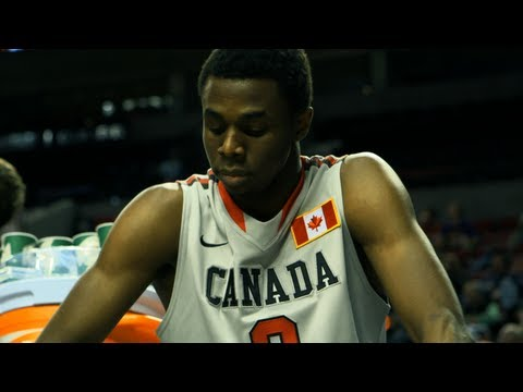 Andrew Wiggins - Nike Hoop Summit 2013 - Hoop Summit Hoopla