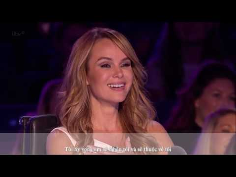 Soái ca ngôn tình 12 tuổi sáng tác bài hát tặng bạn gái đi thi Britains Got Talent