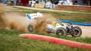 Carrera Coches Rc Campeonato De Europa 2013 1/6 Offroad