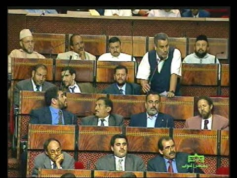 بالفيديو..شاهد بنكيران والعثماني غاضبين عن تقاعد الوزراء في البرلمان!!