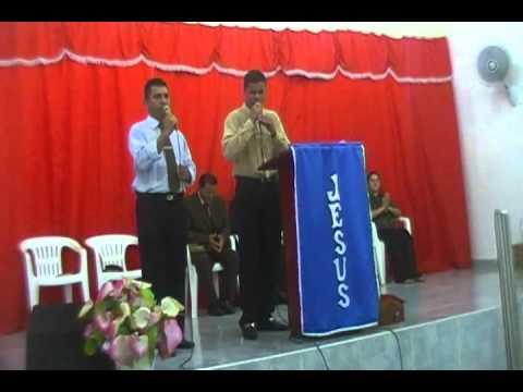 Enias & Elias cantam Viuva de Naim de Daniel & Samuel