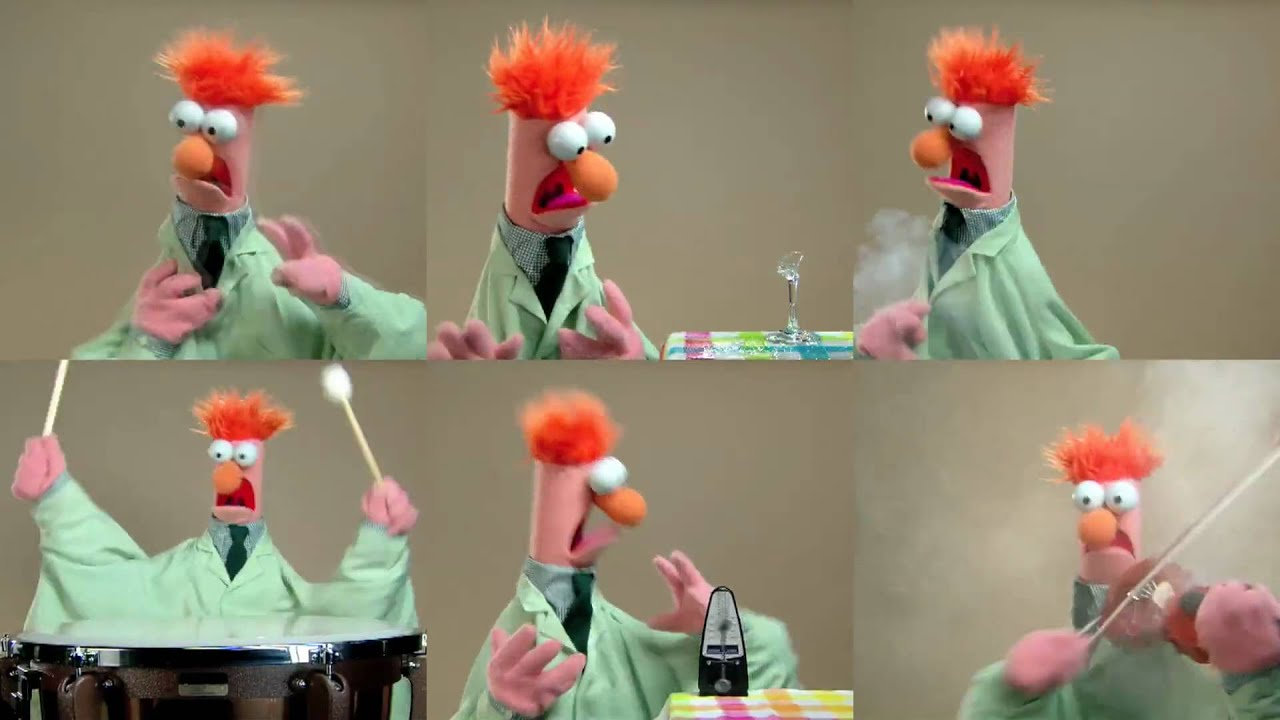 Ode To Joy   The Muppets - YouTube