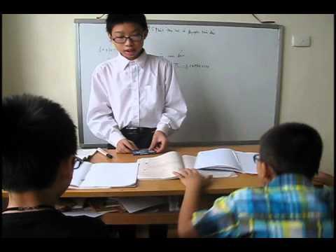 Học sinh đầu cấp 2 - (tập 1)