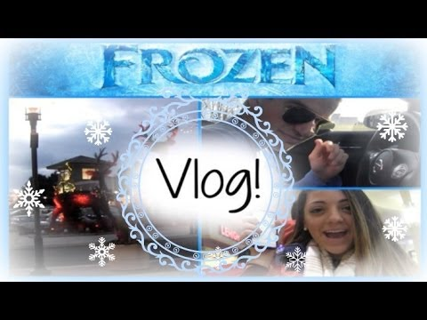 A Day with Niki and Jerry Vlog! Christmas shopping, Frozen + more!