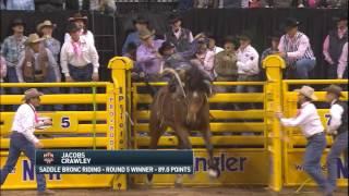 2016 Wrangler NFR Round 5 Highlights