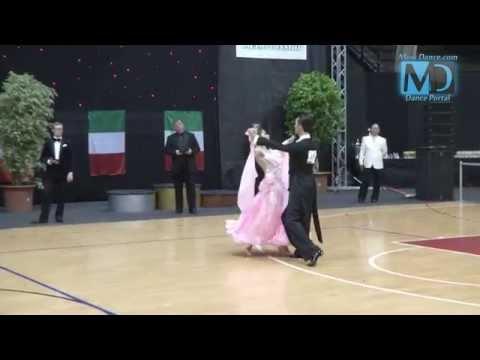 Italian Open Championship 2014 - Professional Standard | Presentation