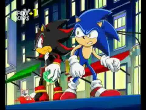 Sonic x episode 34 shadow knows english part 2 youtube - Sonic et shadow ...