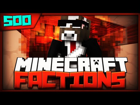 Minecraft FACTIONS Server Lets Play - TOP RAIDS OF ALL TIME  - Ep. 500 ( Minecraft Raiding )