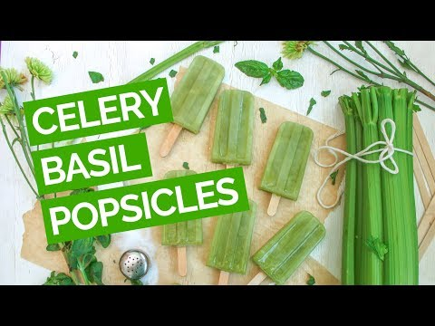 Salt & Celery Popsicle Recipe