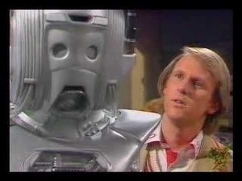 Dr Who dubbed for Jamaica (The Real McCoy)