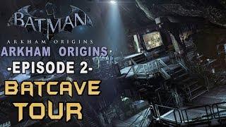 Batman: Arkham Origins Walkthrough Part 2 The Batcave