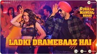 Ladki Dramebaaz Hai – Suraj Pe Mangal Bhari Hindi Video Download New Video HD