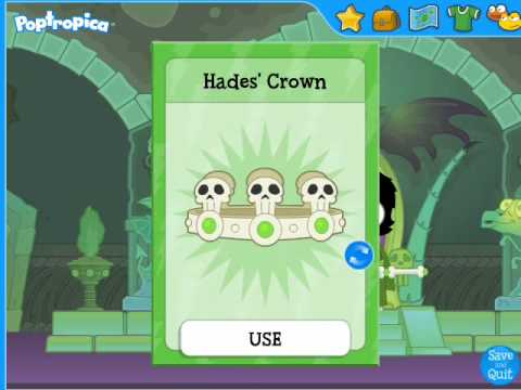 Poptropica Cheats For Mythology Island Part 1