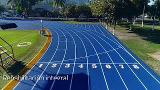 Obras de calidad | Unidad deportiva Agustín Flores Contreras, Puerto Vallarta
