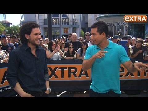 Kit Harington Dishes on 'Game of Thrones,' The Epic Battle at Castle Black