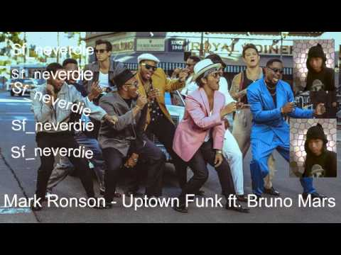 [REMIX] HOT-Mark Ronson - Uptown Funk ft. Bruno Mars - Ca khúc  nóng nhất hành tinh 2014-2015