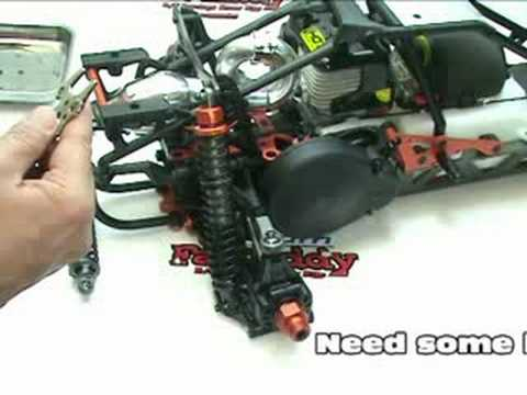 Building the HPI Baja SS Tutorial Video #93