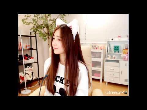 Park Ga Rin 박가린 생방송♥(17/10/2014)Full(Part 1)