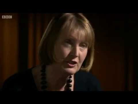 24 February 2014: Harriet Harman MP is grilled by Laura Kuenssberg... to a crisp (BBC 'Newsnight')