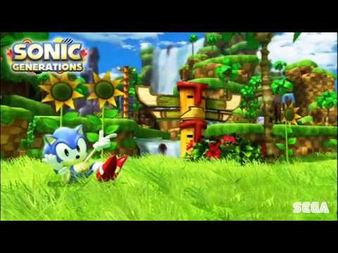 Sonic Generations &quot;Rooftop Run [Modern]&quot; Music