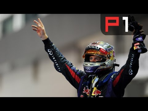 Sebastian Vettel wins Singapore Grand Prix & F1 weekend highlights