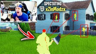 Top 10 Fortnite Streamers WHO RAN INTO HACKERS LIVE!