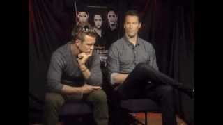 Twilight Volturi Charlie Bewley And Daniel Cudmore Discuss