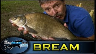 Feeder fishing for Bream - Totally Awesome Fishing Show