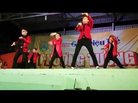 Hai Cô Tiên - Sôi Động Với Những Diệu Nhảy Cuốn Hút Của HKTM The Five