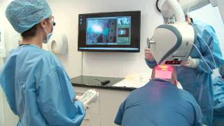 The UK's first hair transplant -by robot