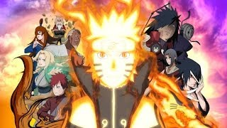 DESCARGAR NARUTO SHIPPUDEN LEGENDS V1 MUGEN 2014