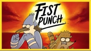 Regular Show Fist Punch Regular Show Games