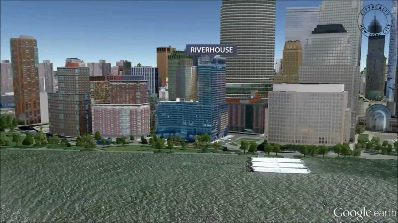 riverhouse 1 river terrace new york ny youtube