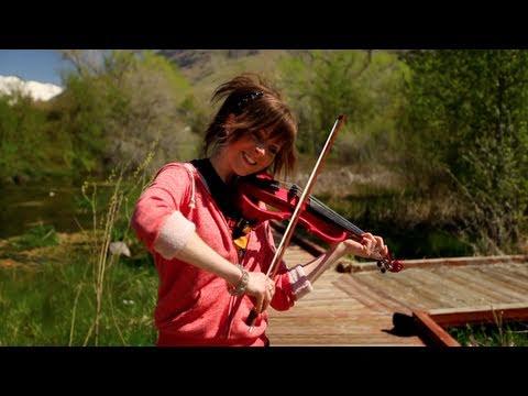 image vidéo Epic Violin Girl - Lindsey Stirling