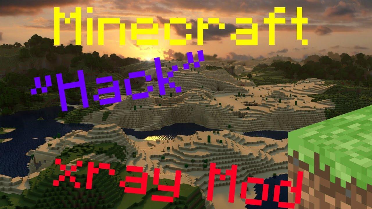 Minecraft Xray Mod 1 8 1 Download