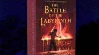 Percy Jackson IV, The Battle Of The Labyrinth