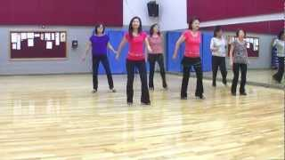 D Light Line Dance (Dance & Teach In English & 中文