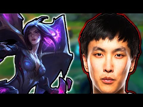I WITNESSED DOUBLELIFT'S KAISA... - Challenger to RANK 1