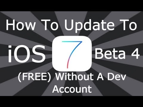 tutorial: NEW iOS 7.0.2 How To Update FREE For iPhone, iPad & iPod Touch