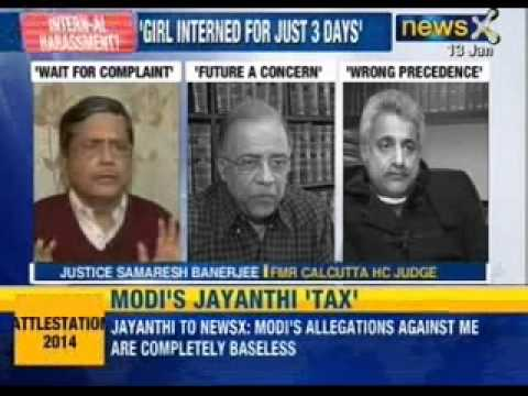 Sexual assault case: Former Supreme Court judge Swatanter Kumar targets intern - NewsX