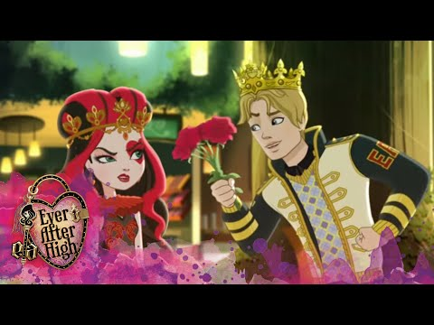 Lizzie Heart's Fairytale First Date | Ever After High