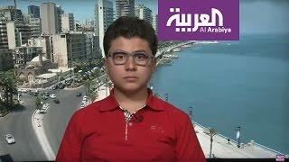 طفل لبناني عبقري يقوم بعمليات حسابية صعبة على الهواء مباشرة | قنوات أخرى