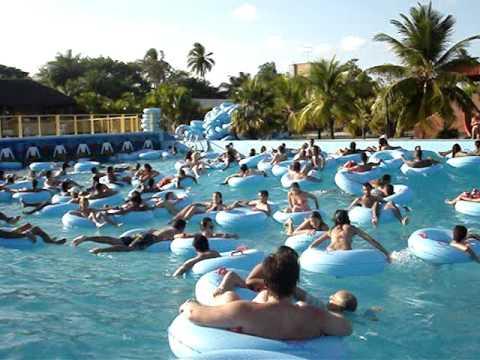 Veneza water park piscina com ondas youtube - Piscina onda ...