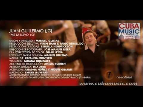 Me La Llevo Yo - JG Juan Guillermo
