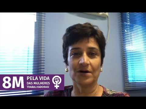 8M - Dia Internacional da Mulher / Eneida Koury