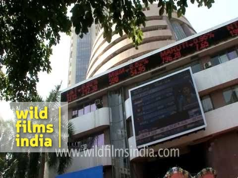Bombay Stock Exchange, Mumbai -VpkhjJ9l7Pk